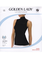 Golden Lady Top sans manches